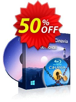 DVDFab Blu-ray Cinavia Removal Coupon discount 50% OFF DVDFab Blu-ray Cinavia Removal, verified. Promotion: Special sales code of DVDFab Blu-ray Cinavia Removal, tested & approved