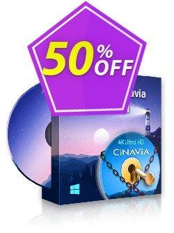 DVDFab UHD Cinavia Removal Coupon discount 50% OFF DVDFab UHD Cinavia Removal, verified - Special sales code of DVDFab UHD Cinavia Removal, tested & approved