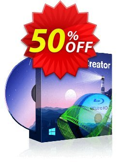 DVDFab UHD Creator Coupon discount 50% OFF DVDFab UHD Creator, verified. Promotion: Special sales code of DVDFab UHD Creator, tested & approved