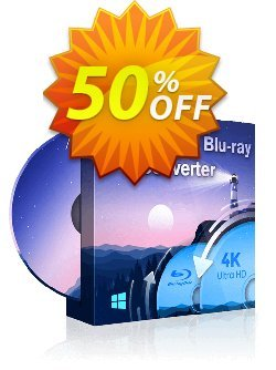 DVDFab UHD to Blu-ray Converter Coupon discount 50% OFF DVDFab UHD to Blu-ray Converter, verified. Promotion: Special sales code of DVDFab UHD to Blu-ray Converter, tested & approved