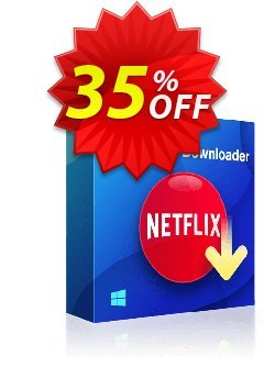 DVDFab Netflix Downloader - 1 year License  Coupon discount 40% OFF DVDFab Netflix Downloader (1 year License), verified - Special sales code of DVDFab Netflix Downloader (1 year License), tested & approved
