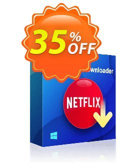DVDFab Netflix Downloader - Lifetime License  Coupon discount 40% OFF DVDFab Netflix Downloader (Lifetime License), verified. Promotion: Special sales code of DVDFab Netflix Downloader (Lifetime License), tested & approved