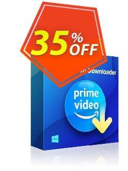 StreamFab Amazon Downloader Coupon discount 35% OFF StreamFab Amazon Downloader, verified - Special sales code of StreamFab Amazon Downloader, tested & approved