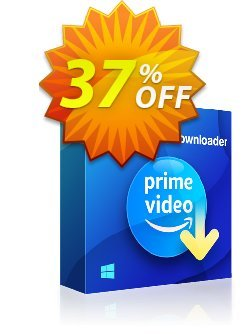 StreamFab Amazon Downloader - 1 month License  Coupon discount 35% OFF StreamFab Amazon Downloader 1 month License, verified - Special sales code of StreamFab Amazon Downloader 1 month License, tested & approved