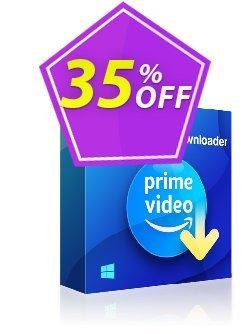 StreamFab Amazon Downloader - 1 Year License  Coupon discount 35% OFF StreamFab Amazon Downloader 1 Year License, verified - Special sales code of StreamFab Amazon Downloader 1 Year License, tested & approved