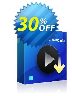 StreamFab U-NEXT Downloader Coupon, discount 30% OFF StreamFab U-NEXT Downloader, verified. Promotion: Special sales code of StreamFab U-NEXT Downloader, tested & approved
