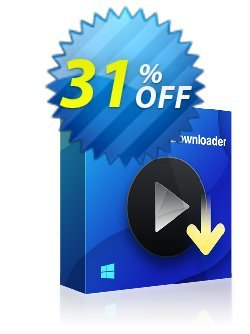 StreamFab U-NEXT Downloader - 1 Year License  Coupon, discount 30% OFF StreamFab U-NEXT Downloader (1 Year License), verified. Promotion: Special sales code of StreamFab U-NEXT Downloader (1 Year License), tested & approved