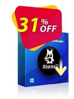 DVDFab AbemaTV Downloader - 1 year License  Coupon discount 30% OFF DVDFab AbemaTV Downloader (1 year License), verified - Special sales code of DVDFab AbemaTV Downloader (1 year License), tested & approved