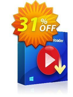 StreamFab R18 Downloader - 1 Year License  Coupon discount 30% OFF StreamFab R18 Downloader (1 Year License), verified - Special sales code of StreamFab R18 Downloader (1 Year License), tested & approved