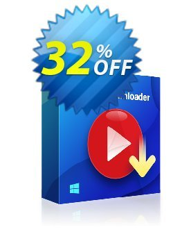 StreamFab R18 Downloader - 1 Month License  Coupon discount 30% OFF StreamFab R18 Downloader (1 Month License), verified - Special sales code of StreamFab R18 Downloader (1 Month License), tested & approved