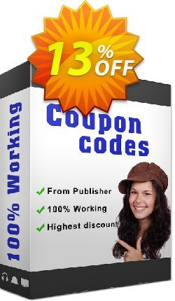Video to iPod Converter 1.x Coupon, discount BatchConverter coupon promoiton (10948). Promotion: 60off