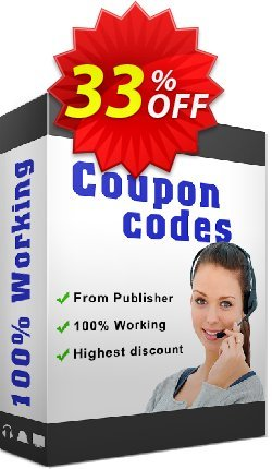 Xilisoft PowerPoint to WMV Converter Coupon, discount 30OFF Xilisoft (10993). Promotion: Discount for Xilisoft coupon code