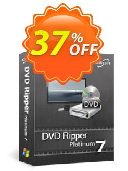 Xilisoft DVD Ripper Platinum Coupon, discount 30OFF Xilisoft (10993). Promotion: Discount for Xilisoft coupon code