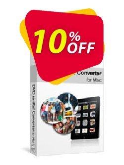 Xilisoft DVD to iPad Converter for Mac Coupon, discount Xilisoft DVD to iPad Converter for Mac stunning promo code 2019. Promotion: stunning promo code of Xilisoft DVD to iPad Converter for Mac 2019