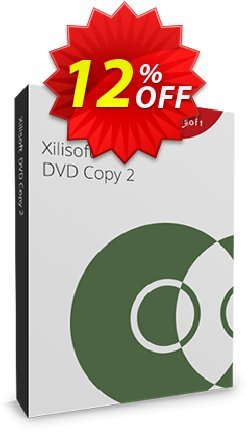 Xilisoft DVD Copy 2 Coupon, discount Coupon for 5300. Promotion: