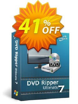 Xilisoft DVD Ripper Ultimate 7 Coupon, discount Coupon for 5300. Promotion: