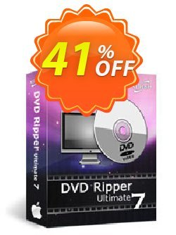 Xilisoft DVD Ripper Ultimate 7 for Mac Coupon, discount 30OFF Xilisoft (10993). Promotion: Discount for Xilisoft coupon code