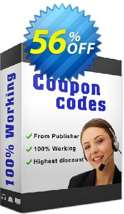 Xilisoft iPhone Ringtone Maker Coupon, discount Coupon for 5300. Promotion: