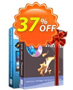 Bundle: Cloner Platinum + Video Converter Ultimate Coupon, discount Coupon from ANYDVDCL any-dvd-cloner.com. Promotion: