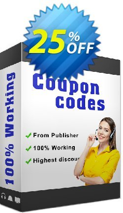 DWG Compare Active-X Coupon, discount 25% AutoDWG (12005). Promotion: 10% Discount from AutoDWG (12005)