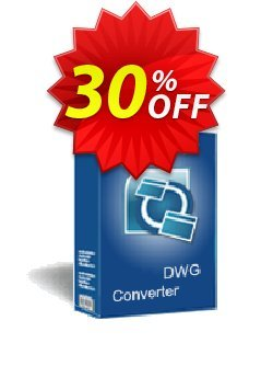AutoDWG DGN to DWG Converter CD Coupon, discount 25% AutoDWG (12005). Promotion: 10% Discount from AutoDWG (12005)