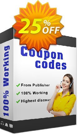 DWG2ImageX Distribution License Coupon, discount 25% AutoDWG (12005). Promotion: 10% Discount from AutoDWG (12005)
