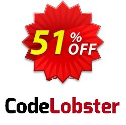 CodeLobster IDE Pro Coupon, discount 50% OFF CodeLobster IDE, verified. Promotion: Big promo code of CodeLobster IDE, tested & approved