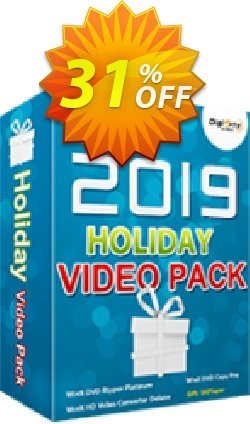 WinX 2019 Holiday Video Pack Coupon, discount WinX 2020 Holiday Video Pack wonderful offer code 2020. Promotion: wonderful offer code of WinX 2020 Holiday Video Pack 2020