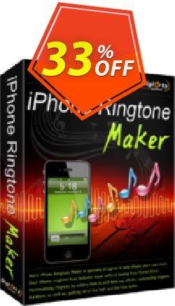 WinX iPhone Ringtone Maker Coupon, discount WinX iPhone Ringtone Maker awful promotions code 2021. Promotion: awful promotions code of WinX iPhone Ringtone Maker 2021