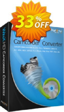 WinX HD Camcorder Video Converter Coupon discount WinX HD Camcorder Video Converter amazing discounts code 2020 - amazing discounts code of WinX HD Camcorder Video Converter 2020