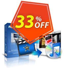 MacX iTunes Video Converter Coupon, discount MacX iTunes Video Converter awful discount code 2020. Promotion: awful discount code of MacX iTunes Video Converter 2020