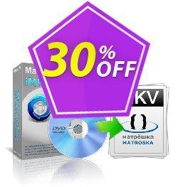 MacX iMKVmaker Coupon, discount MacX iMKVmaker big discounts code 2021. Promotion: big discounts code of MacX iMKVmaker 2021