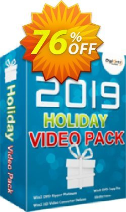 WinX 2019 Holiday Special Pack Coupon, discount New Year Promo. Promotion: Dreaded discounts code of WinX 2020 Holiday Special Pack | for 1 PC 2020