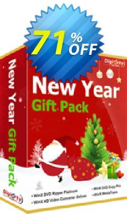 WinX New Year Special Pack - 5 Macs  Coupon discount New Year Promo - Staggering promotions code of WinX New Year Special Pack | for 2-5 Macs 2021
