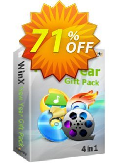 WinX New Year Special Pack - for 2-5 PCs  Coupon, discount Holiday Promo. Promotion: Fearsome discount code of WinX Halloween Special Pack | for 2-5 PCs 2021