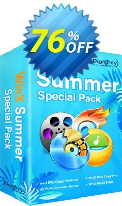 WinX Anniversary Special Pack for Mac Coupon, discount 76% OFF  WinX Anniversary Special Pack for Mac, verified. Promotion: Exclusive promo code of  WinX Anniversary Special Pack for Mac, tested & approved