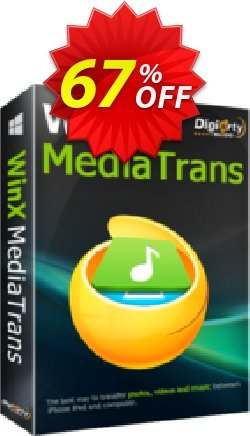 WinX MediaTrans Family License Coupon discount WinX MediaTrans (Family License for 3 PCs) stirring discount code 2020 - stunning sales code of WinX MediaTrans (Family License for 3 PCs) 2020
