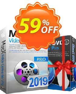 MacX Video Converter Pro - MacX Family Video Pack Coupon, discount MacX Family Video Pack awful promo code 2020. Promotion: awful promo code of MacX Family Video Pack 2020