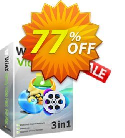 WinX Family Video Pack - for 2 PCs  Coupon, discount WinX Family Video Pack (for 2 PCs) exclusive offer code 2020. Promotion: exclusive offer code of WinX Family Video Pack (for 2 PCs) 2020