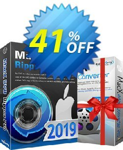 MacX DVD Ripper Pro discount for 1 Year Coupon, discount . Promotion: MacX DVD Ripper Pro discount for 1 Year License