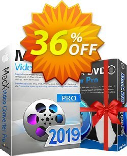 MacX Video Converter Pro discount for 1 Year Coupon, discount . Promotion: MacX Video Converter Pro discount for 1 Year license