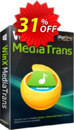 WinX MediaTrans - Lifetime License for 1 PC  Coupon discount WinX MediaTrans (Lifetime License for 1 PC) staggering promo code 2020 - staggering promo code of WinX MediaTrans (Lifetime License for 1 PC) 2020