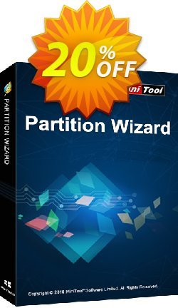 MiniTool Partition Wizard Pro Deluxe Coupon discount 20% OFF MiniTool Partition Wizard Pro Deluxe, verified - Formidable discount code of MiniTool Partition Wizard Pro Deluxe, tested & approved
