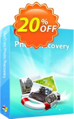 MiniTool Photo Recovery Coupon discount 20% off -