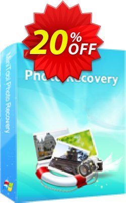 MiniTool Photo Recovery Personal Ultimate Coupon, discount 20% off. Promotion: