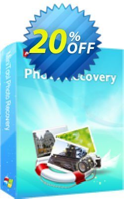 MiniTool Photo Recovery Deluxe Coupon discount 20% off. Promotion: