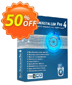 REVO UNINSTALLER PRO Coupon, discount 20% off. Promotion: