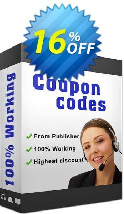 EasierSoft 6in1 Barcode Generator Software Coupon discount EasierSoft discount (14591) - EasierSoft discount offer (14591)