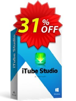 iTube Studio Coupon, discount 15969 Aimersoft discount. Promotion: