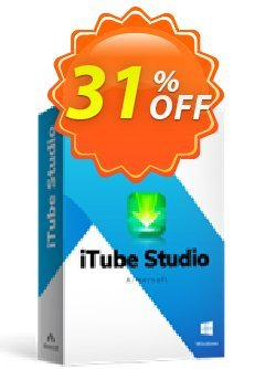 iTube Studio for Mac Coupon, discount 15969 Aimersoft discount. Promotion: